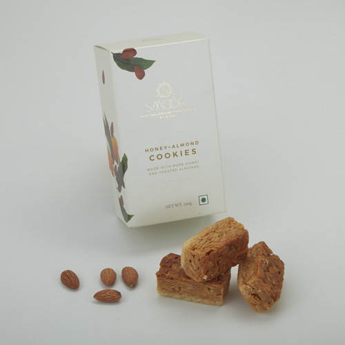Buy Honey   Almond Cookies Online