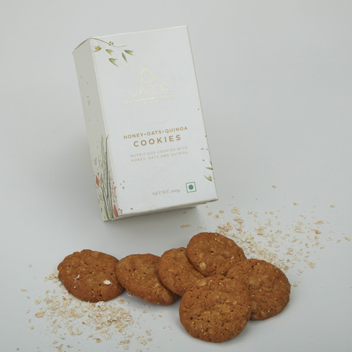 Buy Honey   Oats   Quinoa Cookies Online