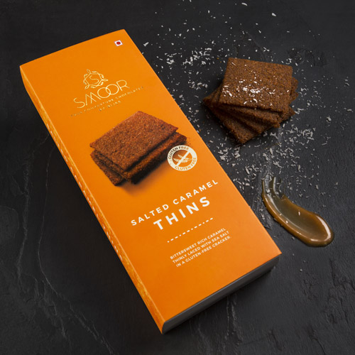 Buy Salted Caramel Thins Online