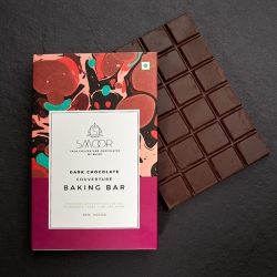 Buy Dark Chocolate Couverture Baking Bar Online