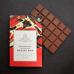 Buy Milk Chocolate Couverture Baking Bar Online