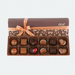 Buy Bliss 12 piece chocolate box  Online