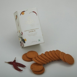 Buy Paprika   Cheese   Chilli Sablé Online