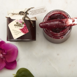 Buy Raspberry and Rose Jam  Online